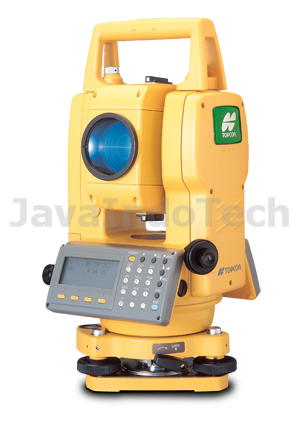 """Total Station Topcon GTS-255 (5"""")"""