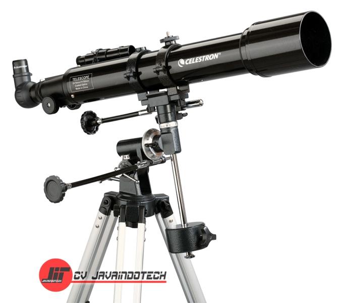 Review, Spesifikasi, dan Harga Jual Teropong Bintang Celestron PowerSeeker 70EQ Telescope original, termurah, dan bergaransi resmi