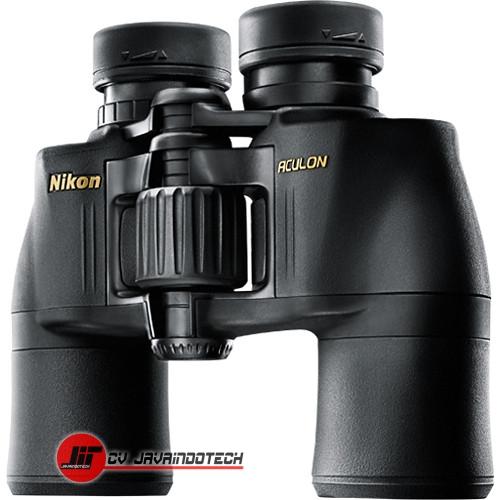 Review, Spesifikasi, dan Harga Jual Teropong Nikon 10x42 Aculon A211 Binocular (Black) original, termurah, dan bergaransi resmi