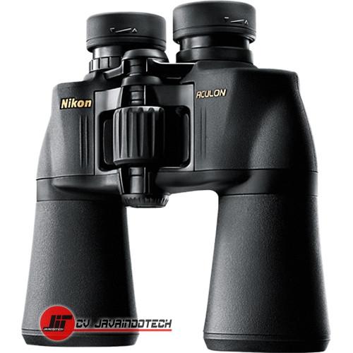 Review, Spesifikasi, dan Harga Jual Teropong Nikon 10x50 Aculon A211 Binocular (Black) original, termurah, dan bergaransi resmi