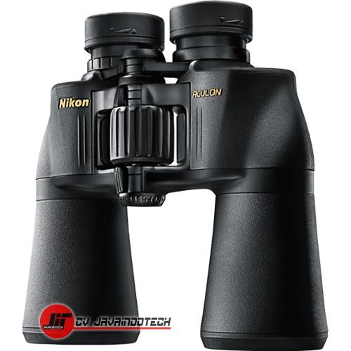 Review, Spesifikasi, dan Harga Jual Teropong Nikon 16x50 Aculon A211 Binocular (Black) original, termurah, dan bergaransi resmi