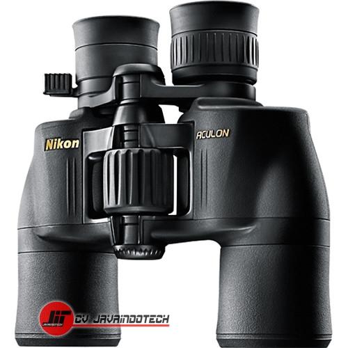Review, Spesifikasi, dan Harga Jual Teropong Nikon 8-18x42 Aculon A211 Binocular (Black) original, termurah, dan bergaransi resmi