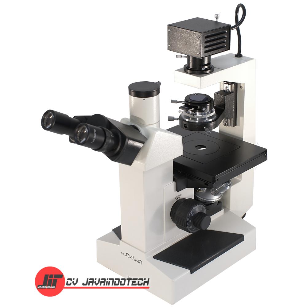 Jual Mikroskop Omano OM900-T Inverted Trinocular Biological Microscope