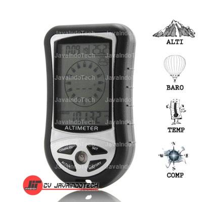Review Spesifikasi dan Harga Jual Kompas Alti Baro dan Thermometer Digital original termurah dan bergaransi resmi