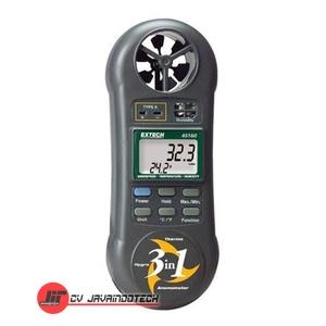 Review Spesifikasi dan Harga Jual 3-in-1 Humidity, Temperature and Airflow meter EXTECH 45160 original termurah dan bergaransi resmi