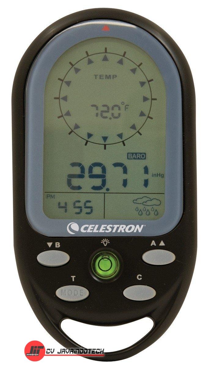 Review Spesifikasi dan Harga Jual Altimeter Barometer Celestron TrekGuide original termurah dan bergaransi resmi