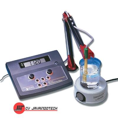 Review Spesifikasi dan Harga Jual Hanna Instruments EC215 Multi-range Conductivity Meter with Automatic Temp. Compensation original termurah dan bergaransi resmi
