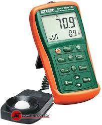 Review Spesifikasi dan Harga Jual EXTECH EA33 EasyView Light Meter with Memory original termurah dan bergaransi resmi