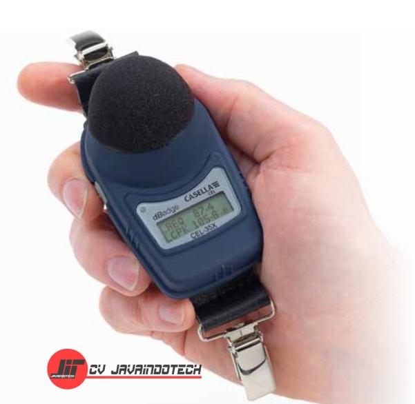 Review Spesifikasi dan Harga Jual Casella Measurement CEL-350 dBadge Series Personal Sound Exposure Meter original termurah dan bergaransi resmi