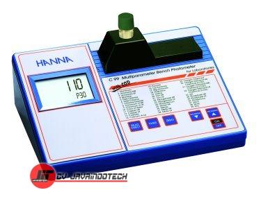 Review Spesifikasi dan Harga Jual Hanna Instruments HI-83099 Multi-Parameter Colorimeter with COD original termurah dan bergaransi resmi