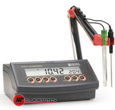 Review Spesifikasi dan Harga Jual Hanna Instruments HI-2211-02 pH Bench Meter Perfect for Quality Control Applications original termurah dan bergaransi resmi