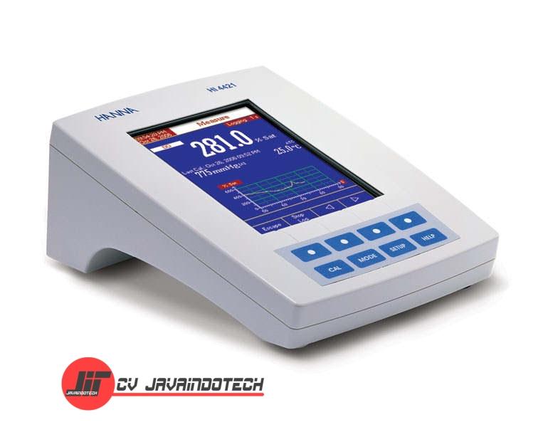 Review Spesifikasi dan Harga Jual Hanna Instruments HI-4421 Bench DO &amp BOD Research Grade Meter original termurah dan bergaransi resmi