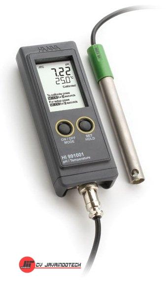 Review Spesifikasi dan Harga Jual Hanna Instruments HI-991001N Extended Range pH Meter original termurah dan bergaransi resmi