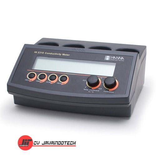 Review Spesifikasi dan Harga Jual Hanna Instruments HI-2315 Bench-Top Conductivity Meter original termurah dan bergaransi resmi