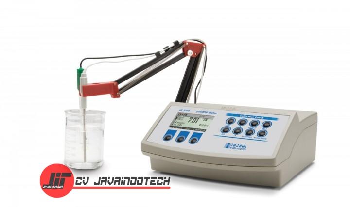 Review Spesifikasi dan Harga Jual Hanna Instruments HI-3222-02 CalCheck pH/mV/ISE/Temperature Bench Meter original termurah dan bergaransi resmi
