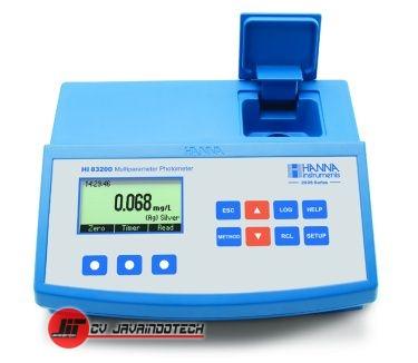 Review Spesifikasi dan Harga Jual Hanna Instruments HI-83200 Multi-Parameter Bench Photometer original termurah dan bergaransi resmi