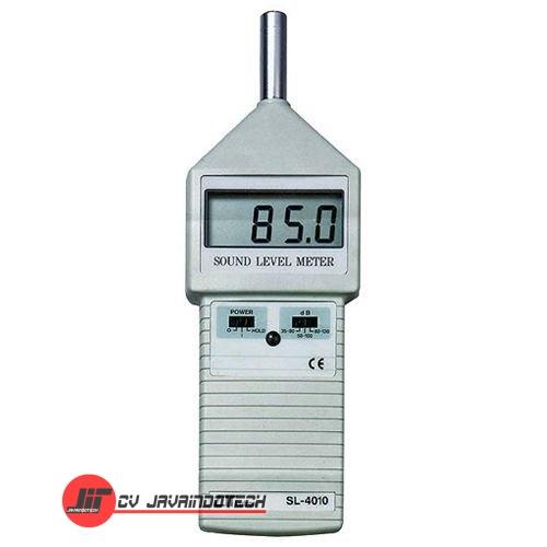 Review Spesifikasi dan Harga Jual Sound Level Meter Lutron SL 4010 original termurah dan bergaransi resmi