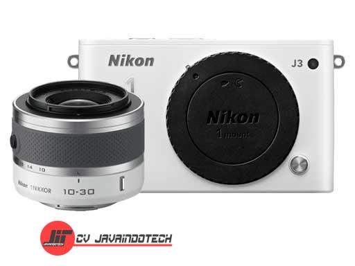 Review Spesifikasi dan Harga Jual Nikon 1 J3 with VR 10-30mm f/3.5-5.6 original termurah dan bergaransi resmi