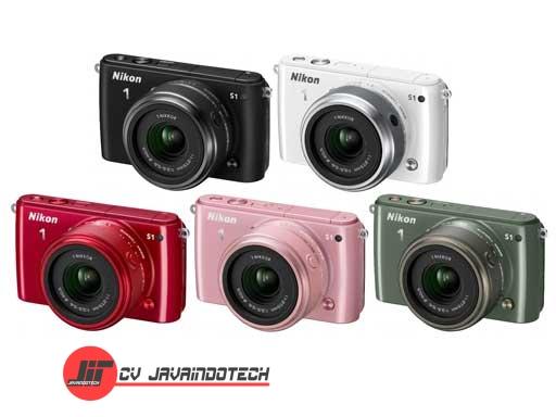 Review Spesifikasi dan Harga Jual Nikon 1 S1 with VR 10-30mm f/3.5-5.6 original termurah dan bergaransi resmi