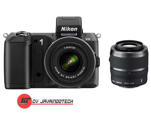 Review Spesifikasi dan Harga Jual Nikon 1 V2 with 10-30mm + 30-110mm original termurah dan bergaransi resmi