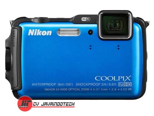 Review Spesifikasi dan Harga Jual Nikon Coolpix AW120 original termurah dan bergaransi resmi
