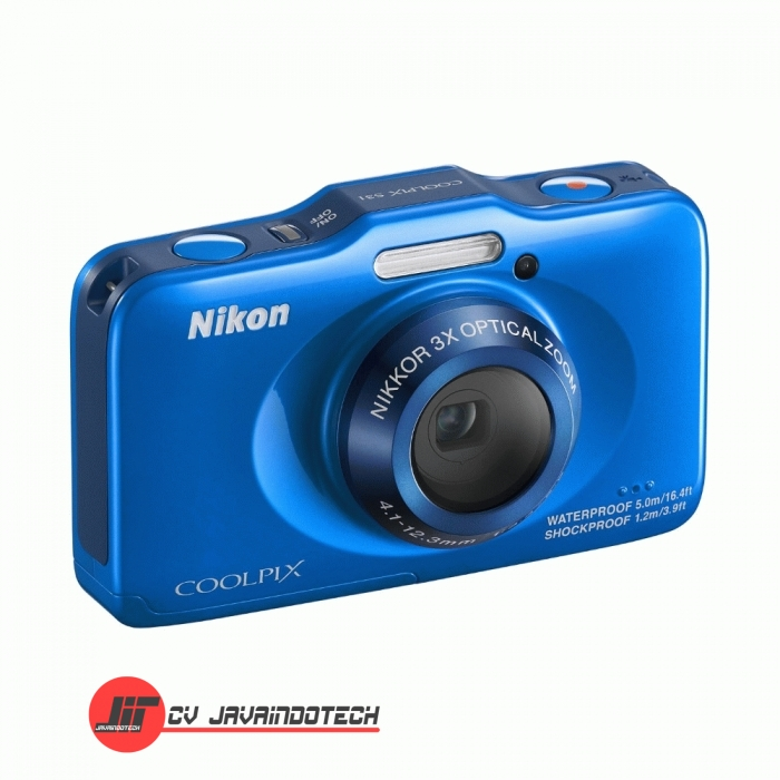 Review Spesifikasi dan Harga Jual Nikon Coolpix S31 original termurah dan bergaransi resmi