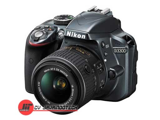 Review Spesifikasi dan Harga Jual Nikon D3300 KIT with AF-S 18-55mm VR original termurah dan bergaransi resmi