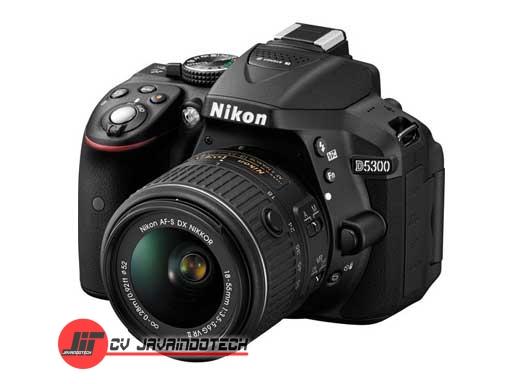 Review Spesifikasi dan Harga Jual Nikon D5300 KIT with AF-S 18-55mm VR original termurah dan bergaransi resmi