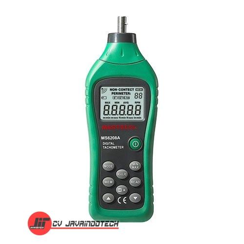 Review Spesifikasi dan Harga Jual Mastech MS 6208A Digital Tachometer original termurah dan bergaransi resmi
