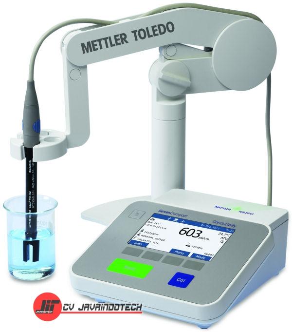 Review Spesifikasi dan Harga Jual Mettler Toledo SevenCompact Benchtop Meter original termurah dan bergaransi resmi