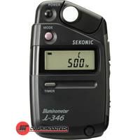 Review Spesifikasi dan Harga Jual Light Meter Sekonic Illuminometer I-346 original termurah dan bergaransi resmi