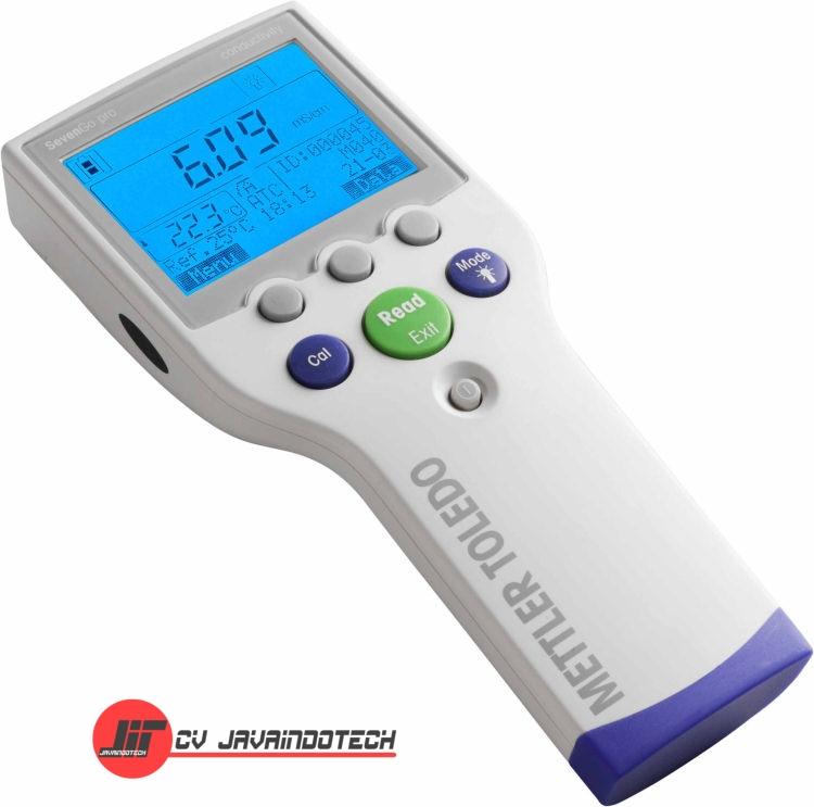Review Spesifikasi dan Harga Jual Mettler Toledo SevenGo Portable Meter original termurah dan bergaransi resmi