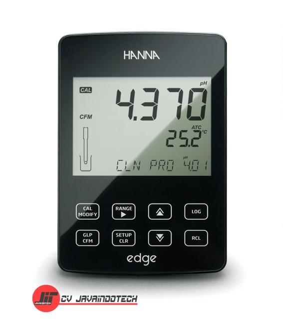 Review Spesifikasi dan Harga Jual Hanna Instruments Edge Multiparameter Meter original termurah dan bergaransi resmi
