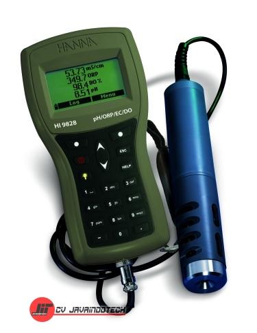 Review Spesifikasi dan Harga Jual Hanna Instruments HI-9828 Multi-Parameter Water Quality Portable Meter original termurah dan bergaransi resmi