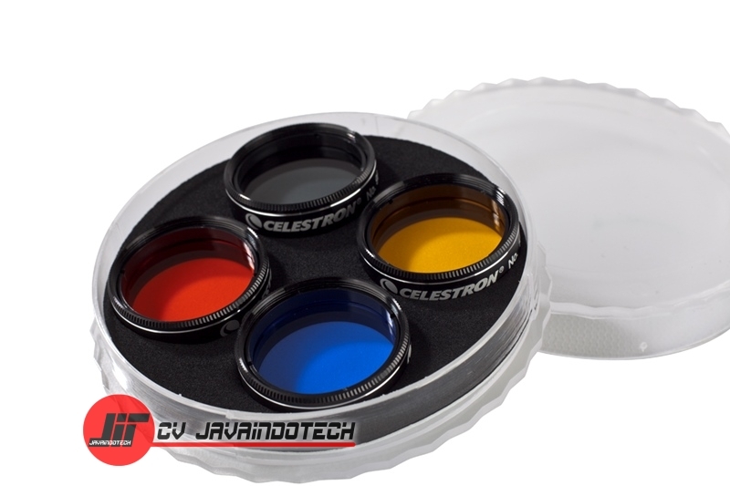 """Review Spesifikasi dan Harga Jual Celestron 1.25"""" Eyepiece Filter Set original termurah dan bergaransi resmi"""