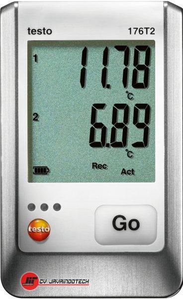 Review Spesifikasi dan Harga Jual Testo 176-T Temperature Data Logger original termurah dan bergaransi resmi