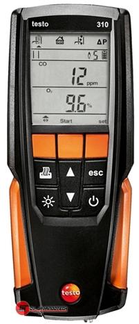 Review Spesifikasi dan Harga Jual Testo 310 Flue Gas Analyser original termurah dan bergaransi resmi