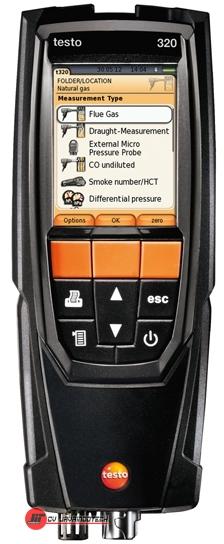 Review Spesifikasi dan Harga Jual Testo 320B Flue Gas Analyser original termurah dan bergaransi resmi