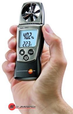 Review Spesifikasi dan Harga Jual Testo 410 Vane Anemometer original termurah dan bergaransi resmi