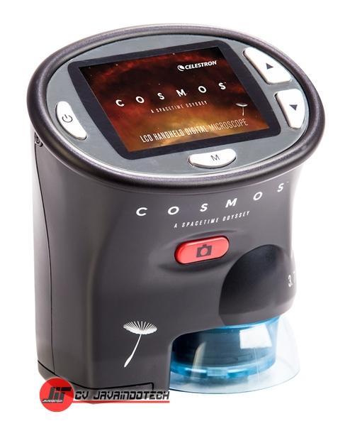 Review Spesifikasi dan Harga Jual Celestron COSMOS 3 MP LCD Handheld Digital Microscope original termurah dan bergaransi resmi