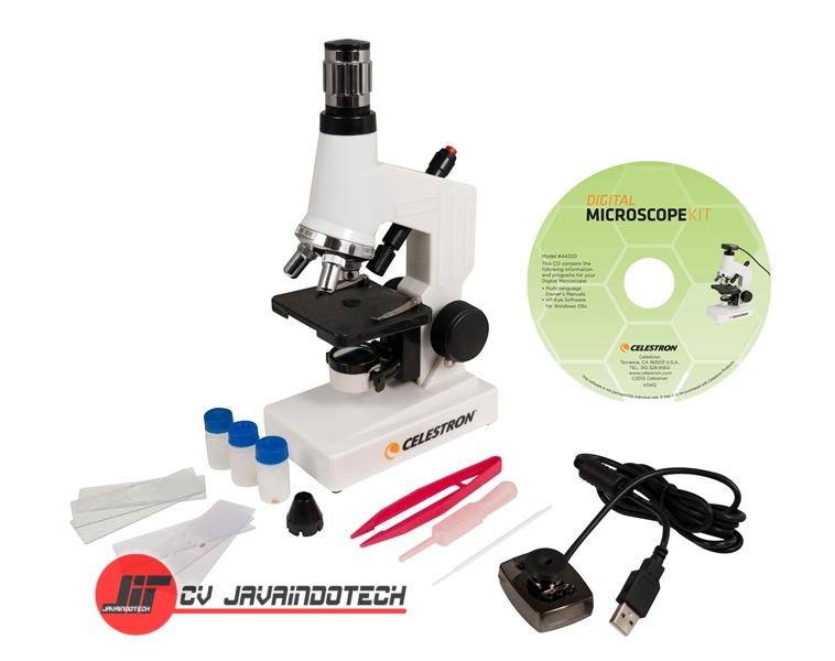 Review Spesifikasi dan Harga Jual Celestron Digital Microscope Kit original termurah dan bergaransi resmi
