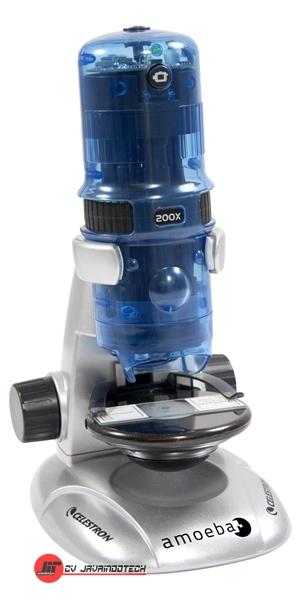 Review Spesifikasi dan Harga Jual Celestron Amoeba Dual Purpose Digital Microscope (Blue) original termurah dan bergaransi resmi