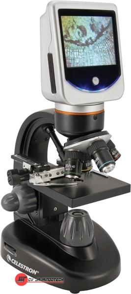 Review Spesifikasi dan Harga Jual Celestron LCD Deluxe Digital Microscope original termurah dan bergaransi resmi