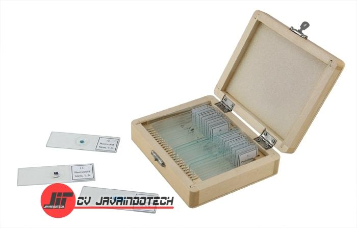 Review Spesifikasi dan Harga Jual Celestron 25 Piece Prepared Microscope Slide Kit original termurah dan bergaransi resmi
