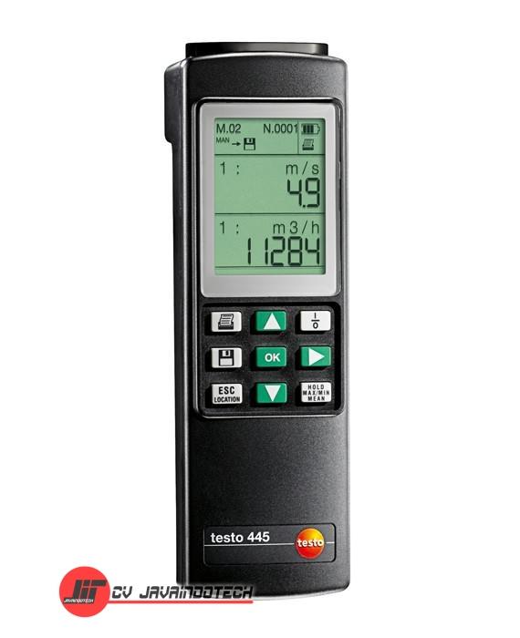 Review Spesifikasi dan Harga Jual Testo 445 VAC Measuring Instrument original termurah dan bergaransi resmi