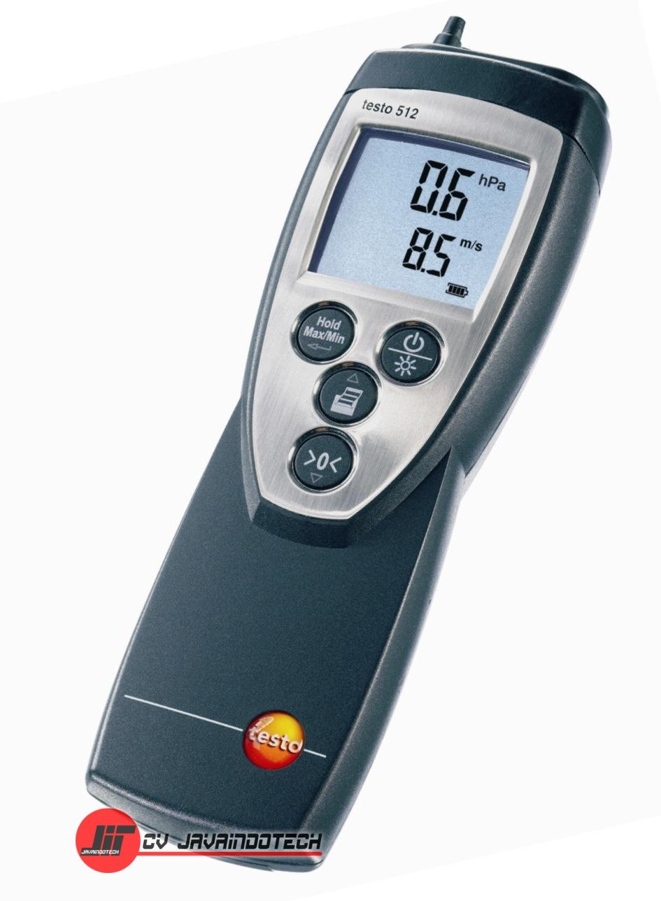 Review Spesifikasi dan Harga Jual Testo 512 Differential Pressure Meter original termurah dan bergaransi resmi