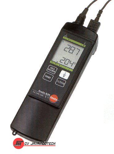 Review Spesifikasi dan Harga Jual Testo 635 Humidity & Temperature Measuring Instrument original termurah dan bergaransi resmi
