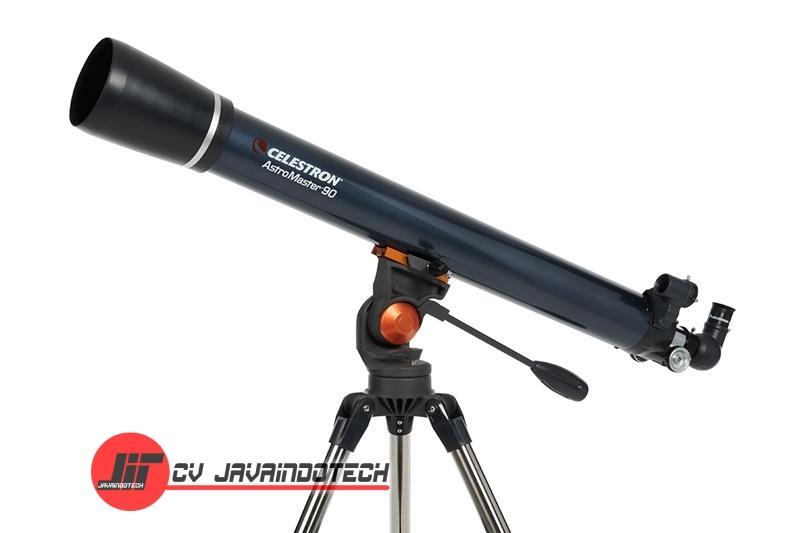 Review Spesifikasi dan Harga Jual Celestron AstroMaster 90AZ Telescope original termurah dan bergaransi resmi