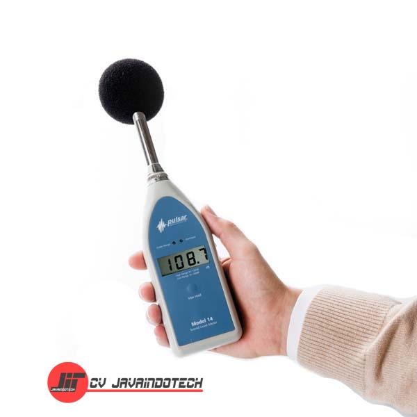 Review Spesifikasi dan Harga Jual Pulsar Model 14 Digital Sound Level Meter original termurah dan bergaransi resmi