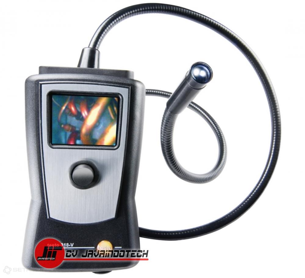 Review Spesifikasi dan Harga Jual Testo 318 Video PRO Boroscope/Camera original termurah dan bergaransi resmi